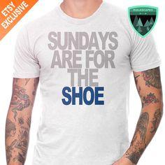 Indianapolis Colts Sunday Shirt, Sundays are for the Shoe Shirt, Colts Shirt, Sundays are for the Colts Shirt, Indianapolis Colts Gift