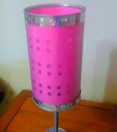 Cómo hacer lámpara casera