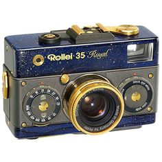 rollei 35 'royal' edition