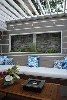 The Miami Deck modern deck