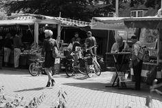 Donderdag markt, straatfotografie - Senna's Fotoblog