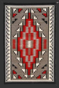 Image detail for -1970's Navajo Weaving by Contemporary Navajo Rugs presented by Faust ...
