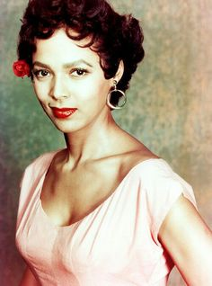 Dorothy Dandridge. Such a beautiful woman and a vert good actress.