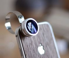 3in1 Fisheye&Wide Angle&Macro Lens for Cell Phone - INFMETRY