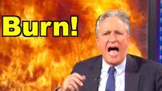 Jon Stewart Burns Fox News Hypocrisy on Supposed Secret Meetings with Pr...