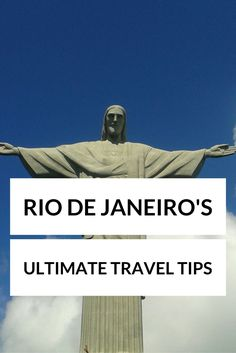 A lot has been said about Rio: is it safe, where should I stay, ...? This and more in the ultimate Rio de Janeiro travel tips list!