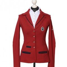 Spooks Lena Show Jacket | Show Jackets for the Fashion Forward Rider | Horse Show Week