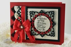 Spellbinders CHA Winter 2012 - Damask Accents and Motifs