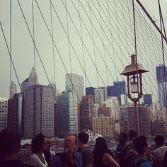 Brooklyn Bridge by Kleines Freudenhaus