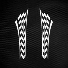 Racing Stickers, Car Stickers, Car Logo Design, Sticker Design, Vespa Bike, Car Logos, Racing Team, Modified Cars, Simple Colors