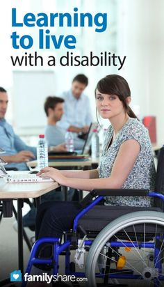 There are many resources available to help you live a full life despite having a disability. For me, it was easy to adapt because I was born with my disability. But the difficulty is learning to adapt.