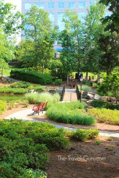 Parks In Charlotte, North Carolina