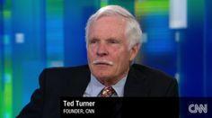 Tras la noticia de la caída en la audiencia, el fundador de CNN, Ted Turner, defendió a la cadena de televisión y dijo que esta ofrece noticias imparciales, a diferencia de su competencia (FOX News y MSNBC).