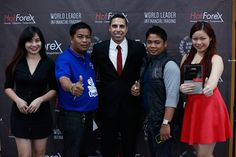 #HotForex Educational Seminars in Legazpi, Cebu and Naga.