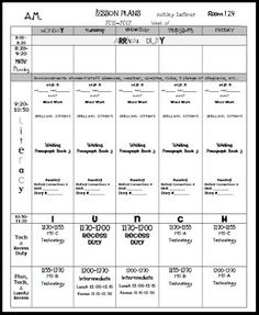 Lesson plan template classroom freebies pinterest lesson plan lesson plan template fandeluxe Images
