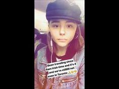 Chloe Moretz Instagram story - October 25, 2017