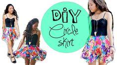 CIRCLE SKIRT 101 - Measurements, Pattern, How to hem a circle skirt