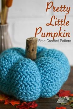 Thanksgiving Crochet, Crochet Fall, Holiday Crochet, Halloween Crochet, Crochet Gifts, Free Crochet, Easy Crochet Projects, Crochet Patterns For Beginners, Crochet Tutorials