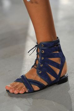 Best in Shoe: See Over 450 Perfect Pairs From the Spring '13 Runways: Boy by Band of Outsiders