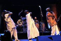 July 18: World Music Series: Oliver Mtukudzi & the Black Spirits