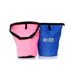 Personalized Embroidered Dog Food Travel Bag - can hold up to 14 lbs of dog food! Great for long road trips! $39 at www.dogids.com