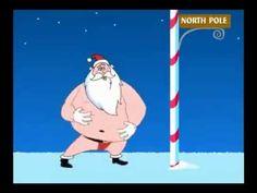 Der Weihnachtsmann Strip Youtube Lustige Weihnachtsvideos Weihnachtswitze Weihnachtsvideos