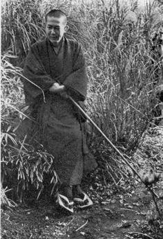 Japanese poet, KAWABATA Bosha (1897-1941) 川端茅舎