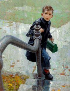 Harry Anderson Art - Tom Lovell                                                                                                                                                      More