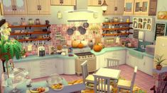 Organic Gardening Classes Near Me Sims 4 House Plans, Sims 4 House Building, Base Building, Sims 4 Kitchen, The Sims 4 Lots, Sims 4 House Design, Casas The Sims 4, Sims 4 Cc Furniture, Sims 4 Build