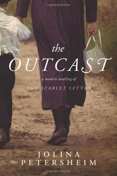 The Outcast by Jolina Petersheim - I so enjoyed this debut novel and can't wait for the author's next, The Midwife. -NS