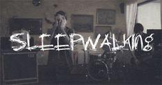 Sleepwalking another one of my favorite bring me the horizon songs