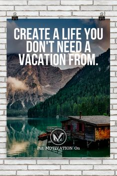 VACATION LIFE | Poster – PutMotivationOn Follow us to find more motivational and inspirational quotes, apparel. #poster #homedecor #quote #quotes #qotd #motivation #inspiration #style #entrepreneurship #goals #luxury #dreams #hustle #grind #lifestyle #success #fitness #businessman #businessWoman #Inspirational