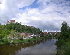 Harburg romantische strasse Germany