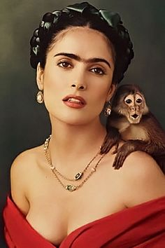 Salma Hayek as Frida