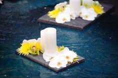 floating pedestals