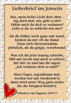 Traumhaft geschrieben ! Words Quotes, Love Quotes, Inspirational Quotes, Life Lesson Quotes, Life Lessons, Life Skills, Goodbye My Love, Tears In Heaven, Always Love You