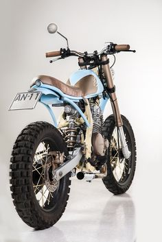 Honda CB360 Scrambler By RPG