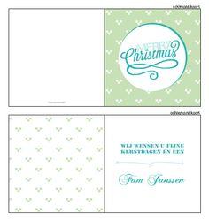 #kerstkaarten, #kerstkaartje, #Modern #kerst #kaart #christmas #ontwerpen #zelfontwerpen #mint #groen #blauw #wit #typografisch #patroon