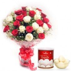 Roses Rasgulla