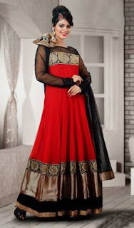 New Stylish Designer Anarkali Suits 2017 Dresses Pattern http://www.fashioncluba.com/2017/05/new-stylish-designer-anarkali-suits-dresses-pattern.html