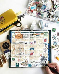 Smash books, art books, mail art, planners, stationery, notebooks, moleskin, Inspiration, travel books, ideas, organization, sketch books