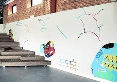 Mural project x workshop CC Galileo Managed b