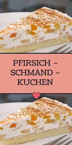 Tasty, Yummy Food, Vanilla Cake, Food Inspiration, Food And Drink, Birthday Cake, German Recipes, Sweets, Healthy Recipes