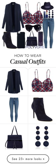 """casual friday fashion"" by j-n-a on Polyvore featuring Maison Takuya, Fevrie, Rebecca de Ravenel, Repeat Cashmere, Paige Denim, Stuart Weitzman, Dolce&Gabbana, Givenchy, Mansur Gavriel and Estée Lauder"