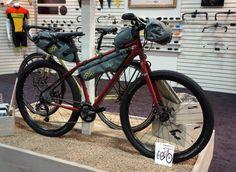Cinelli 650B Hobootleg Geo Adventure Touring Mountain Bike