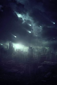 How to Create an Apocalyptic Sci-Fi Photo Manipulation in Photoshop