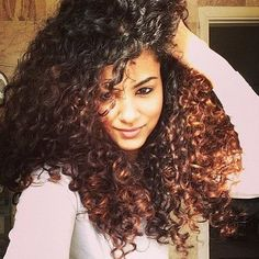 Loving curly big hair on pinterest curls natural hair Big and natural tumblr