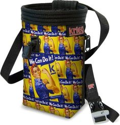 Krieg Special K Chalk Bag - We Can Do It