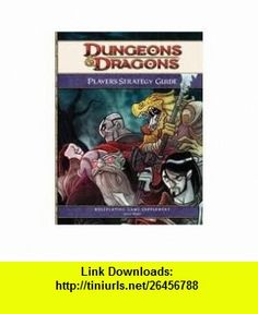 Dungeons  Dragons Players Strategy Guide DD Supplement 4th (fourth) edition Text Only (9788374182300) James Wyatt , ISBN-10: 837418230X  , ISBN-13: 978-8374182300 ,  , tutorials , pdf , ebook , torrent , downloads , rapidshare , filesonic , hotfile , megaupload , fileserve