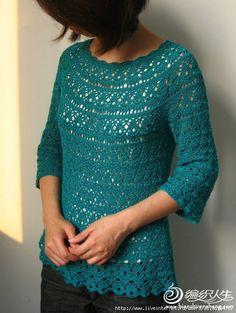 blusas crochet, blous, chart, crochet sweater, crochet creation, crochet patterns, crochet top, blusa elegant, tunics